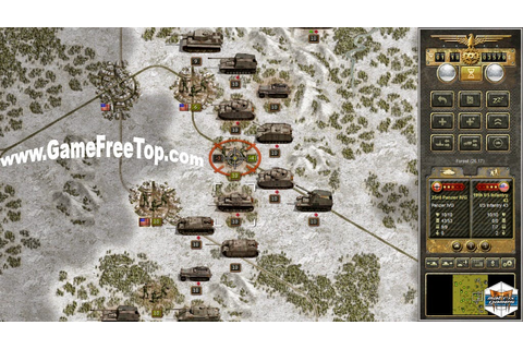Allied General - Full Version Game Download - PcGameFreeTop