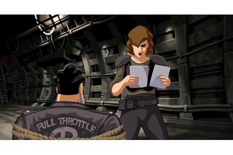 Full Throttle Remastered on PS4 | Official PlayStation ...