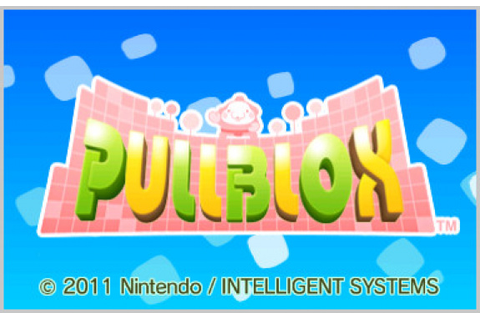Pullblox Review - 3DS eShop | Nintendo Life