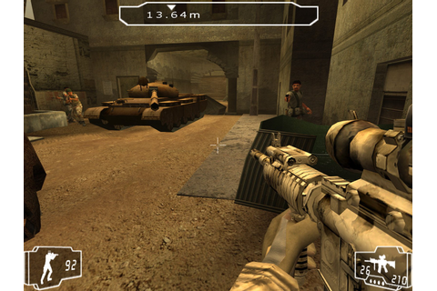 Shadow Ops: Red Mercury (2004 video game)