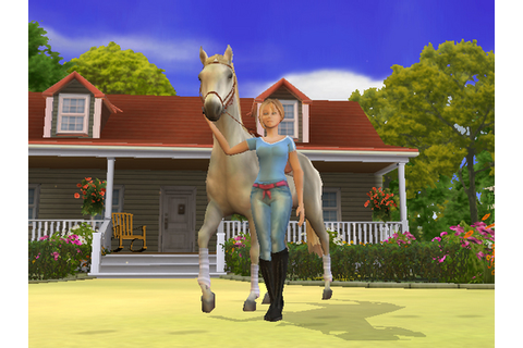 Blasteroids.com: Games: Screenshots: My Horse & Me 2 (PS2 ...