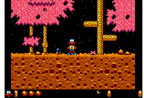 James Pond 3 : Operation Starfish (Jeu Megadrive) - Images ...