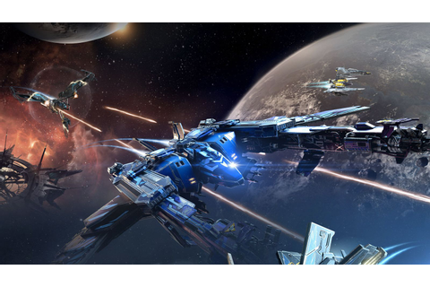 CCP Games on EVE Valkyrie Warzone and Targeting VR-Only ...