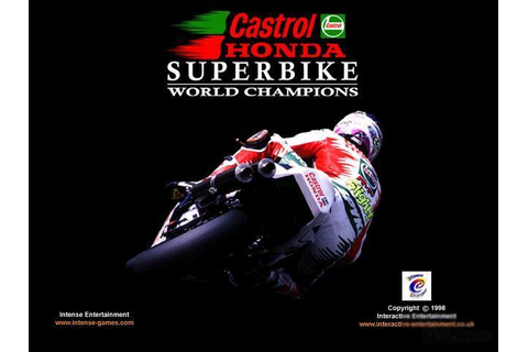 Castrol Honda Superbike World Champions Download (1998 ...