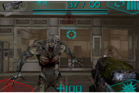 Next-generation iPhone game Doom Resurrection debuting ...