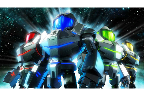 Metroid Prime: Federation Force Review - IGN