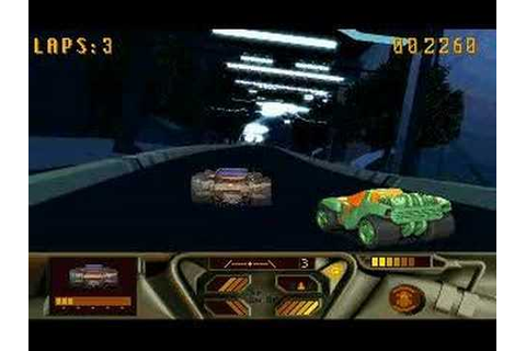 Megarace PC - NewSan - YouTube