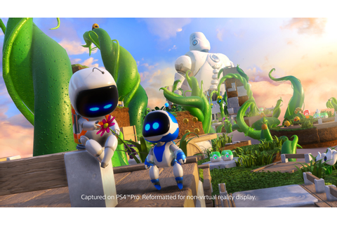 The Origins of Astro Bot Rescue Mission, Out Today ...