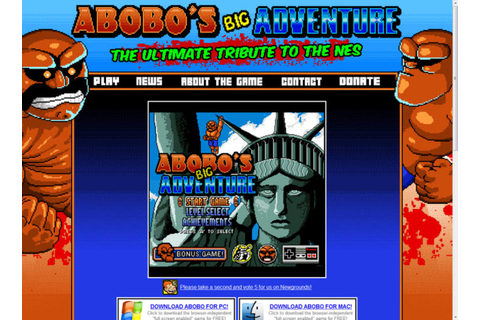 Abobo's Big Adventure - Download