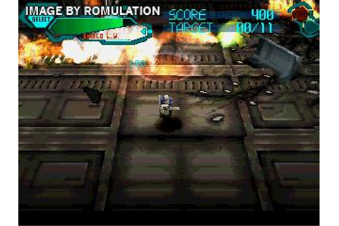 Silent Bomber (USA) PSX / Sony PlayStation ISO Download ...