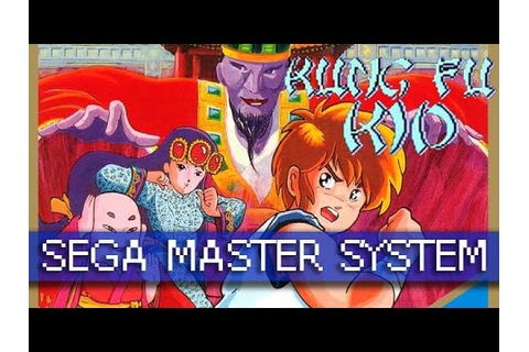 [Longplay] Kung Fu Kid - Sega Master System - YouTube
