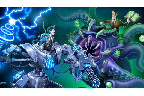 Buy Tesla vs Lovecraft - Microsoft Store