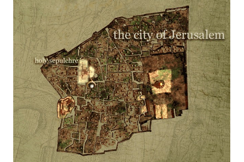 Скриншоты Jerusalem: The Three Roads to the Holy Land на ...