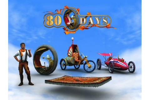 80 days PC Game |Mediafire| | games corner