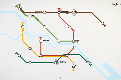 Mini Metro is a zen subway-building game that's a perfect ...