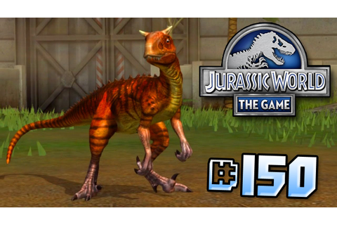 The Red Devil!! || Jurassic World - The Game - Ep 150 HD ...