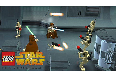 LEGO Star Wars: The Video Game - Negotiations | Part 1 ...