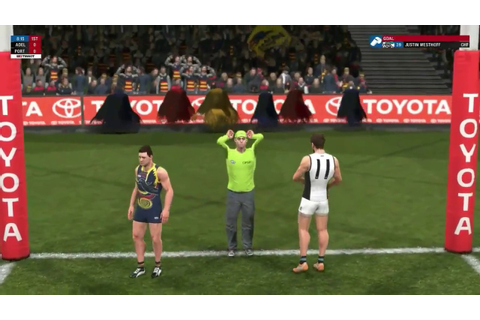 AFL Evolution Game Play ! - YouTube