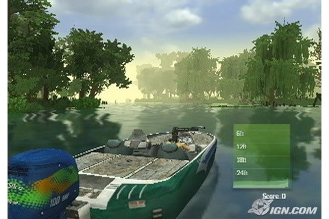 Cabela's Monster Bass Screenshots, Pictures, Wallpapers - PlayStation ...