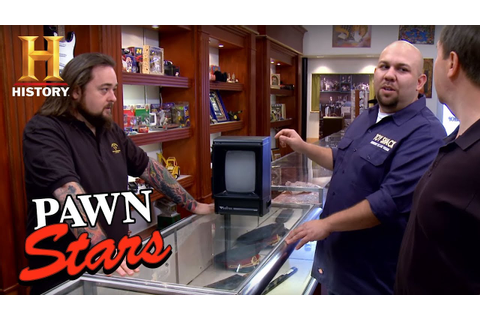 Pawn Stars: Rad Vintage Video Games | History - YouTube