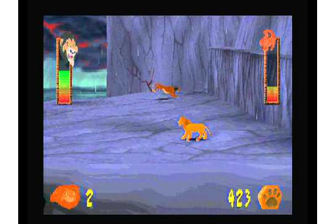 The Lion King: Simba's Mighty Adventure - Level 5: Return ...
