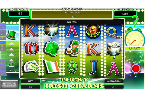 Leprechaun Charm Slot 🍀 - Android Apps on Google Play