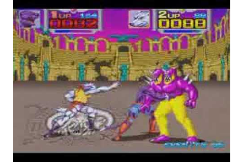 Metamorphic Force 2 Player Playthrough (5/7) - YouTube