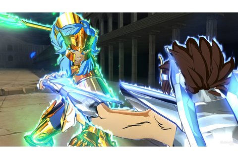 Saint Seiya: Soldiers' Soul (2015 video game)