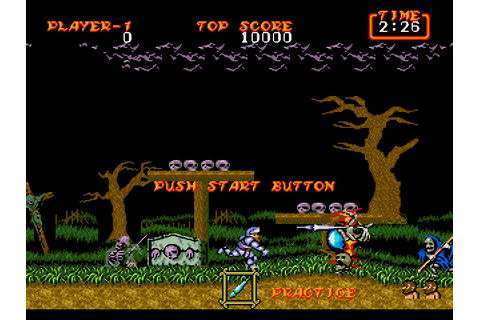 Ghouls 'N Ghosts Download Game | GameFabrique