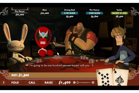 Download Free Games Compressed For Pc: Poker Night at the ...