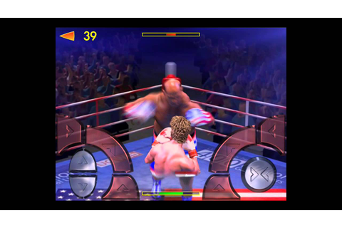 TA Plays First Look: 'International Boxing Champions' - A ...