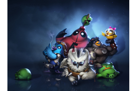 'Angry Birds Evolution' Review: Glimpse the Dark Heart of ...