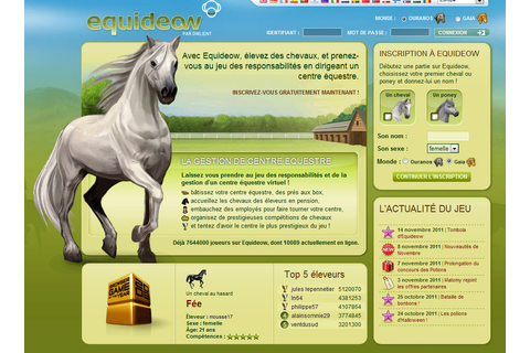 Equideow Online