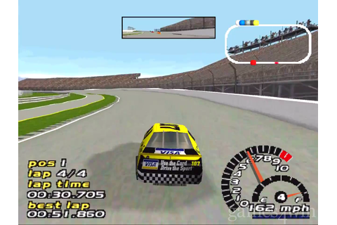NASCAR 2000 Free Download - Games4Win