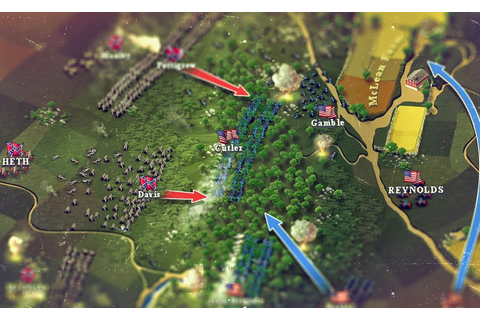Review: Ultimate General: Gettysburg (Apple iPad ...