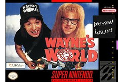 Wayne's World (video game) - Wikipedia