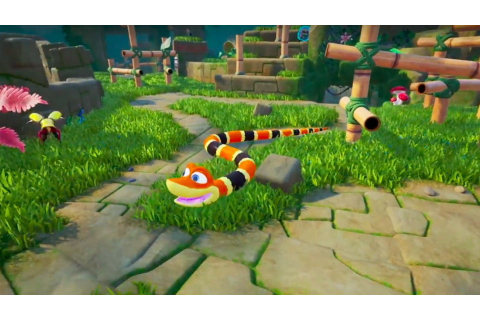 Snake Pass Videos, Movies & Trailers - PlayStation 4 - IGN