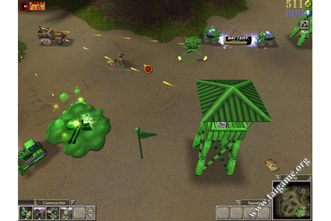 Army Men RTS - Download Free Full Games | Strategy games