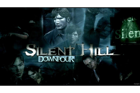 SILENT HILL DOWNPOUR (Film-Game Complet Fr) - YouTube