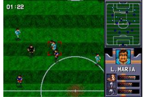 Game Classification : FIFA 98: Road to World Cup (1997)