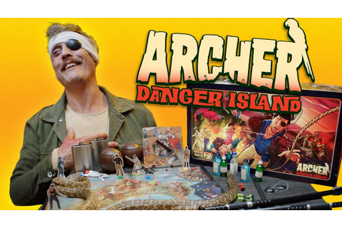 Archer: Danger Island – The Game! - YouTube