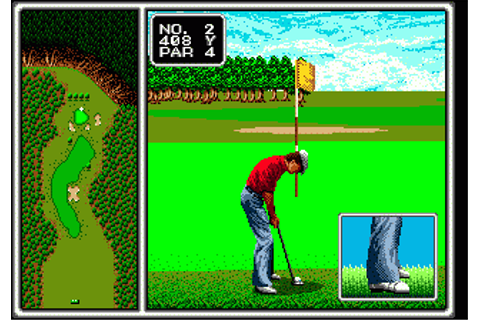Download Arnold Palmer Tournament Golf - My Abandonware
