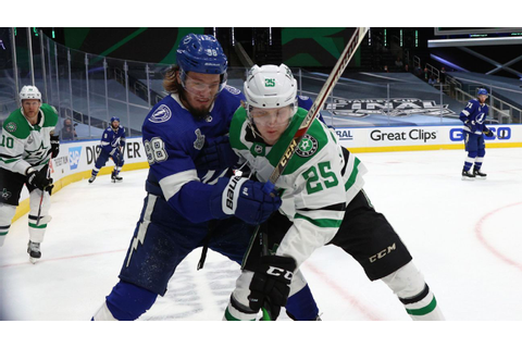 2020 NHL Playoffs Today - Tampa Bay Lightning look to even ...
