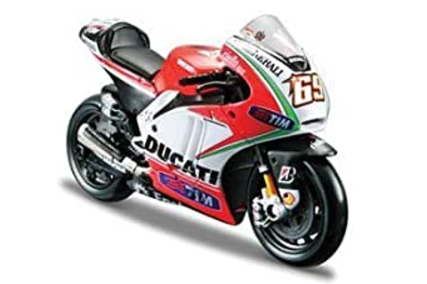 Amazon.com: Ducati Desmosedici (Nicky Hayden - No 69 ...