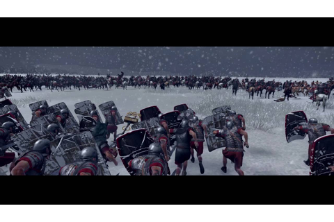 Total War: Rome II - Roma Victor Cinematic - YouTube