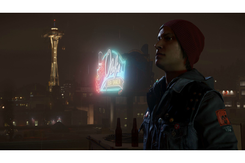 New Infamous: Second Son Screens Released, Show Seattle ...