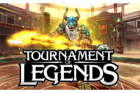 New Trailer for Tournament of Legends on Wii