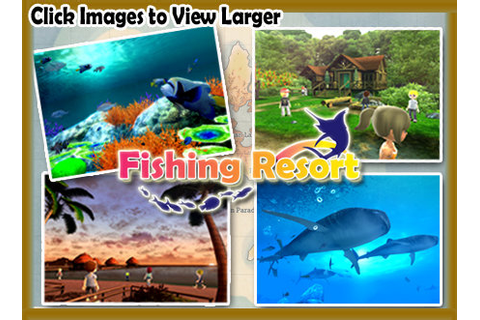 Amazon.com: Fishing Resort - Nintendo Wii: Xseed Jks Inc ...