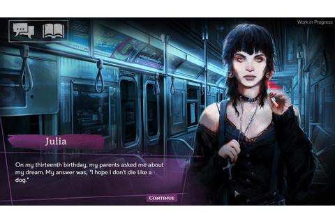 Vampire: The Masquerade - Shadows of New York announced ...