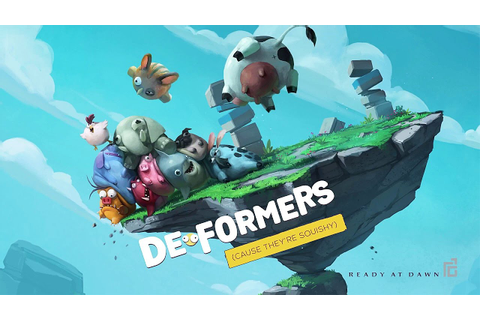 Deformers - Gameplay (PC Steam) - YouTube